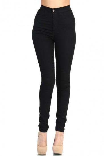 OMG Super high waist fitted skinny jean