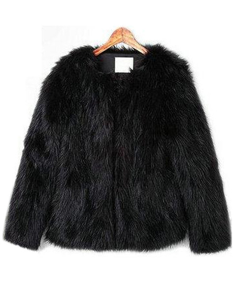 Fulla fur coat