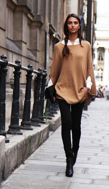 coat poncho