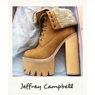 shoes jeffrey campbell booties platform shoes zooji