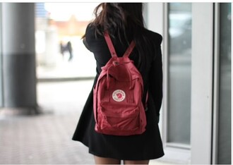 bag cute cute bag tumblr clothes fjallraven kanken