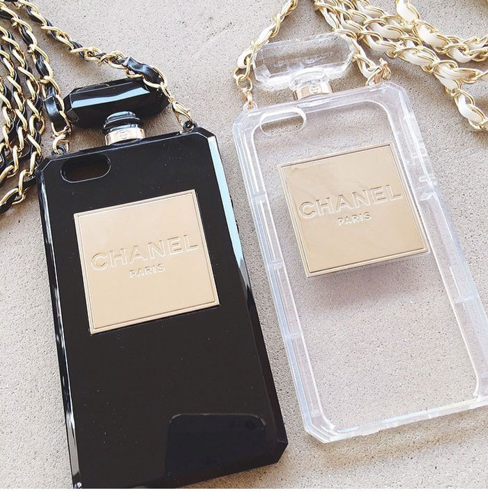 Chanel Perfume Case Cover Samsung Galaxy S3 S4 S5 Note 2