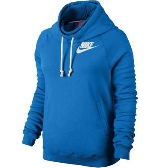 jacket nike blue