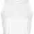 Crepe Crop Vest - Tops  - Clothing  - Topshop