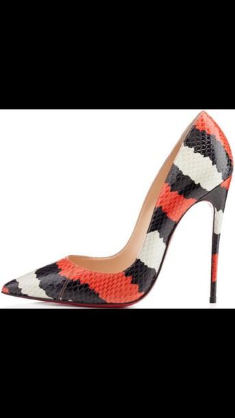 shoes christian louboutin heels