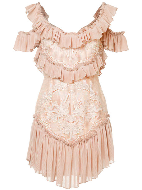 Alice McCall dress women nude