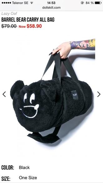 bag dollskill black