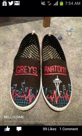 shoes grey's anatomy