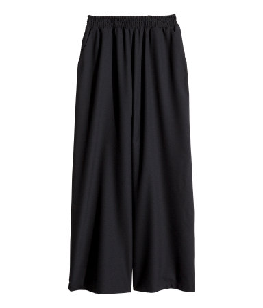 H&M Wide-cut Pants $24.95