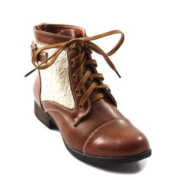shoes short boots lace combat boots boots brown leather boots crochet 45127d8e7