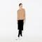 09 hi-low cable oversized cashmere sweater