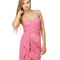 Sultry rose pink dress - strapless dress - $60.00