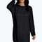 Bethanie woven oversized shift dress