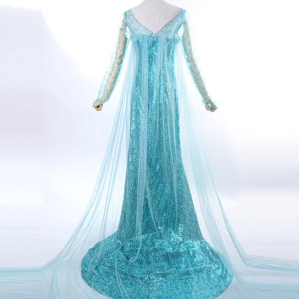 frozen costume elsa dress