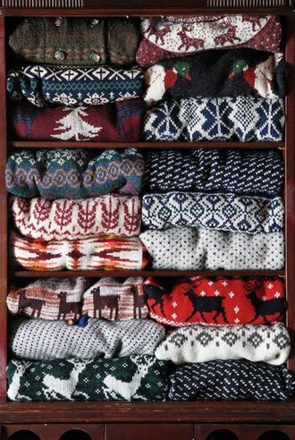 sweater asos christmas sweater holiday season winter sweater knitwear knitted sweater sweater weather winter outfits deer red sweater navy