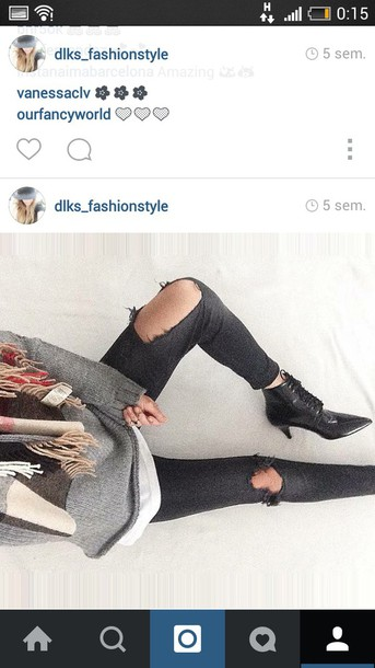 shoes ankle boots pointed toe black heels