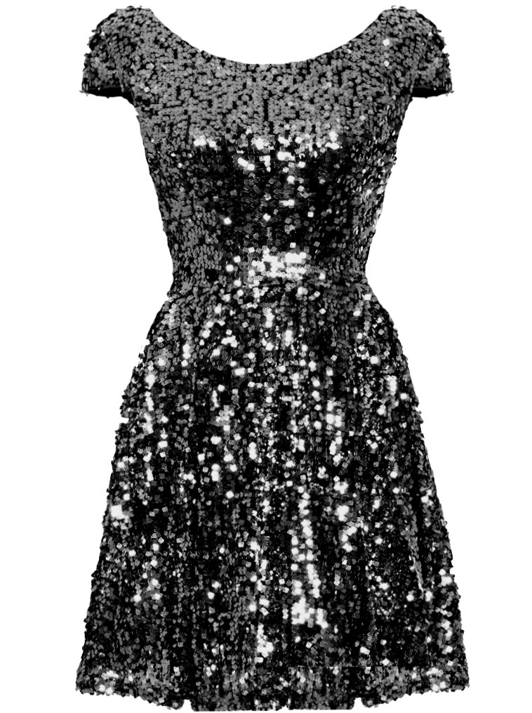 Babydoll Disco Dress Sequin Dresses Rickety Rack