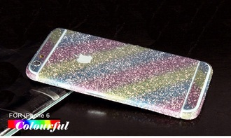 phone cover iphone 6 colorful skin
