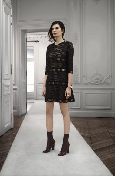 fashion lookbook chloé dress