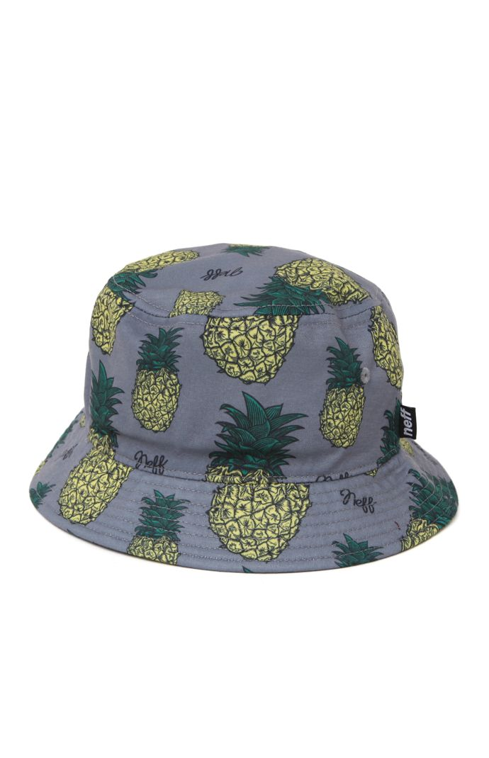 Neff Pineapple Bucket Hat at PacSun.com e030dba5a8f