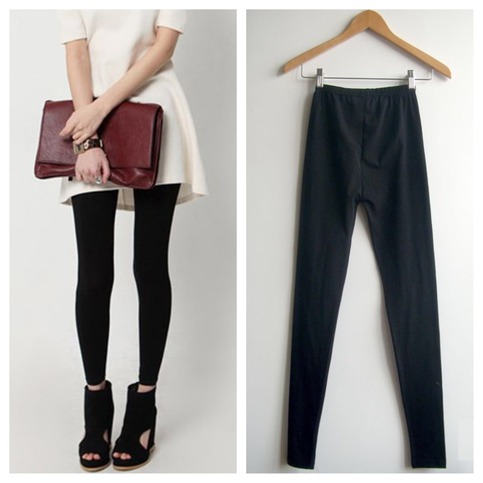 Light weight cotton legging from doublelw on storenvy