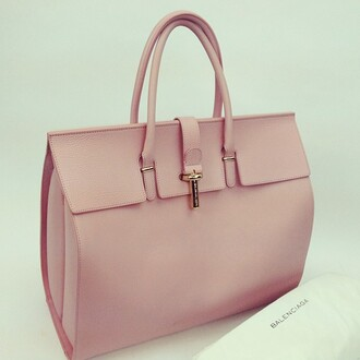 bag pink satchel pink bag