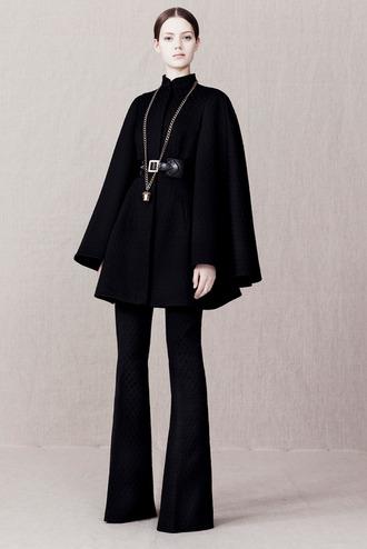 fashion lookbook coat alexander mcqueen