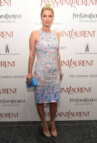 dress nicky hilton bag shoes