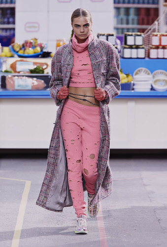 CHANEL Fashion - Fall-winter 2014/15