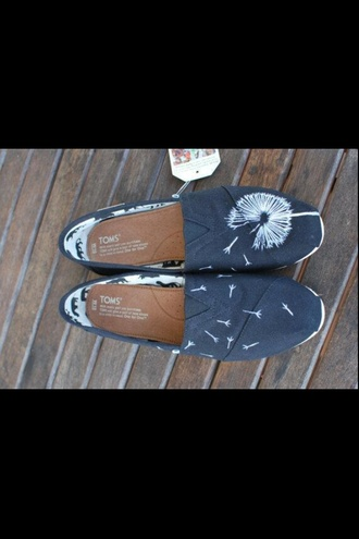 shoes toms dandelion
