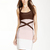 Multi Sexy Dress - Bqueen Apricot Strap Bandage Dress | UsTrendy