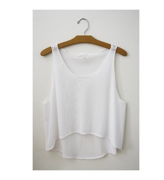 tank top crop tops white cropped crop top