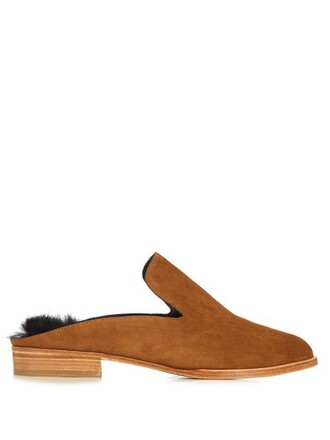 loafers suede tan shoes