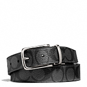 Coach :: DRESS WESTON SIGNATURE C BELT