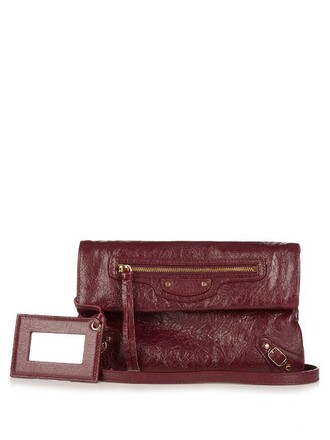 leather clutch mini classic clutch leather burgundy bag
