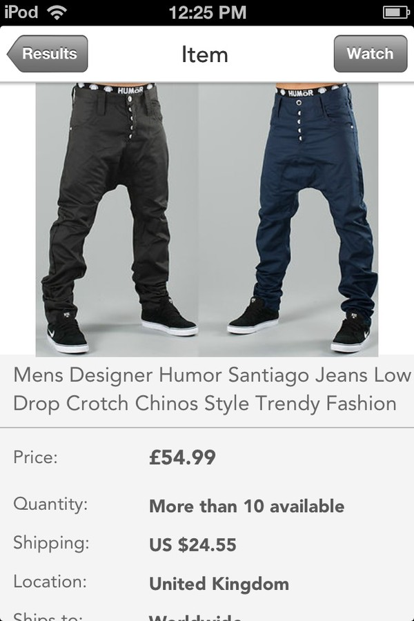 jeans drop crotch jean black jeans navy jean sagging