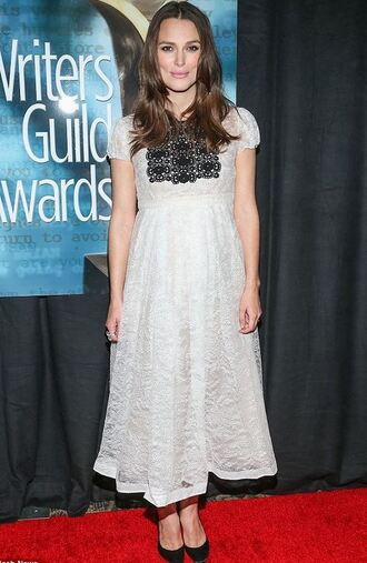 dress lace dress midi dress keira knightley