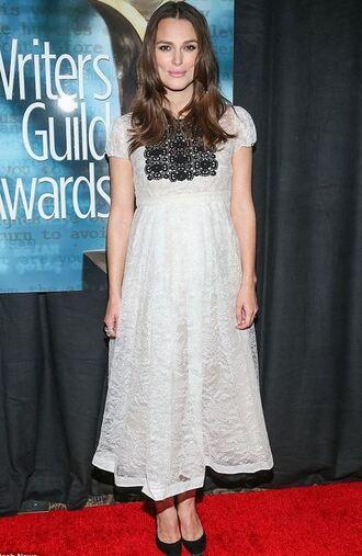 dress lace dress midi dress keira knightley