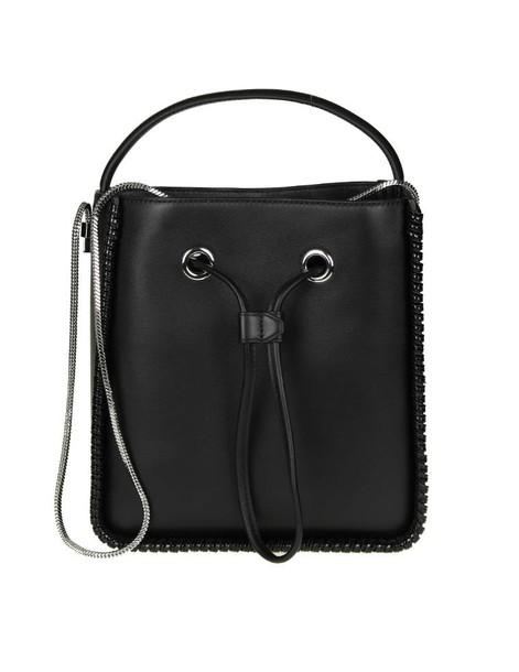 3.1 Phillip Lim bag leather black black leather