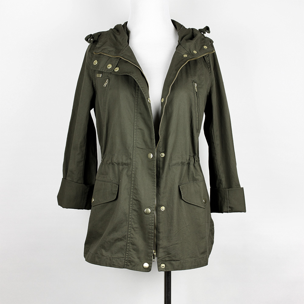 Kendall Utility Jacket | Army Green · Pepper Knot · Online Store Powered by Storenvy