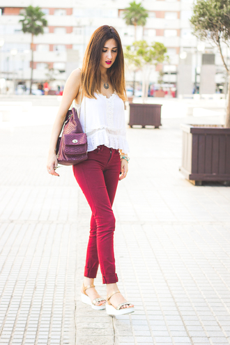 shoes and basics blogger top jeans shoes