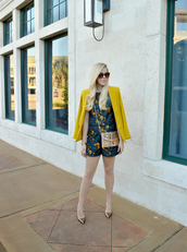 fash boulevard,blogger,jacket,jewels,bag,sunglasses,tailoring,clutch,mustard,fall outfits