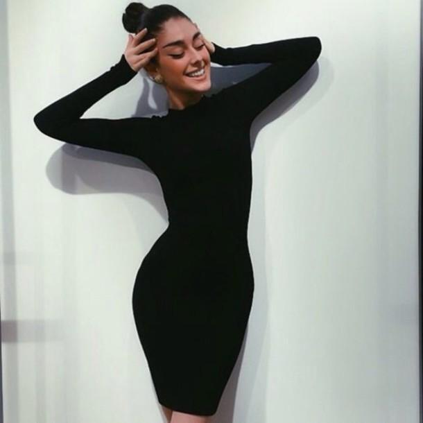 dress black jewelry black dress bun classy dress classy party dress