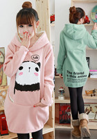 9376 autumn print cartoon sanded pullover loose large sweatshirt Size fits all-inHoodies & Sweatshirts from Apparel & Accessories on Aliexpress.com | Alibaba Group