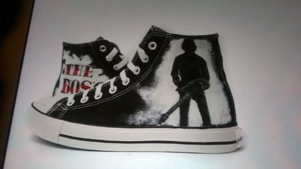 shoes bruce springsteen