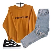 sweater,yellow,psycho,mustard sweater,warm