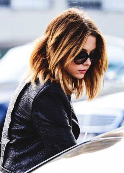 hairstyles blonde hair ashley benson short hair hair accessory