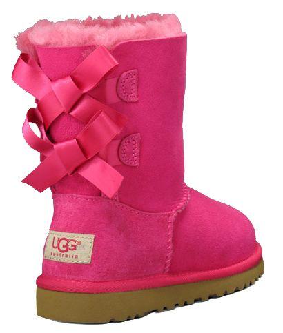 pink bailey ugg boots