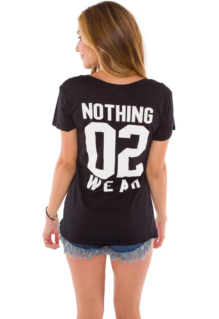 Nothing 02 Wear Top - Black