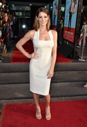 ashley greene,dress,shoes